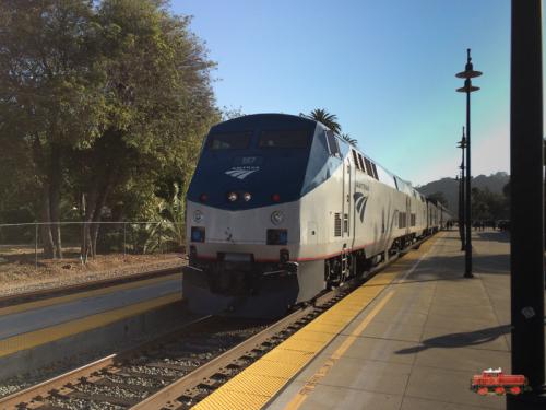 Amtrak GE P42DC #187